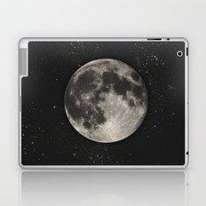 The Moon  [Sans Type] Laptop & iPad Skin