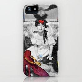 Sitter iPhone Case