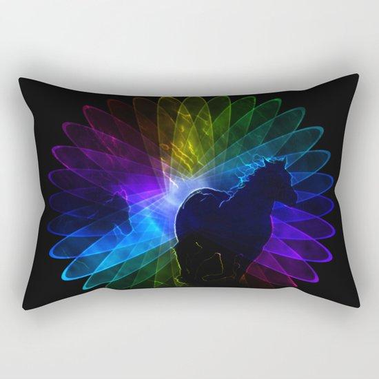 Night Mares Rectangular Pillow