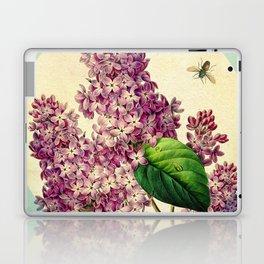 May Lilacs Laptop & iPad Skin