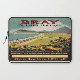 Vintage poster - Ireland Laptop Sleeve