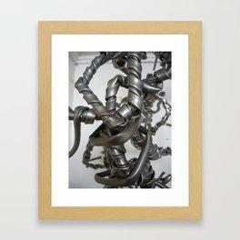 Unnatural Order Framed Art Print
