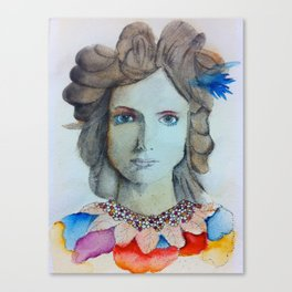 Ivanka Canvas Print