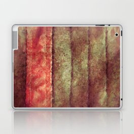 Bookmark Leather Laptop & iPad Skin
