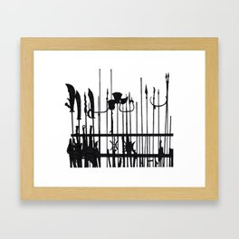 Choose Framed Art Print