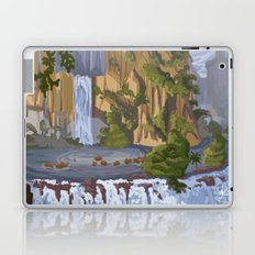 Portrait of a Kingdom: Tarzan's Realm Laptop & iPad Skin