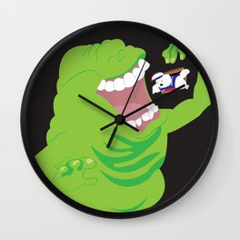Sweet Irony Wall Clock