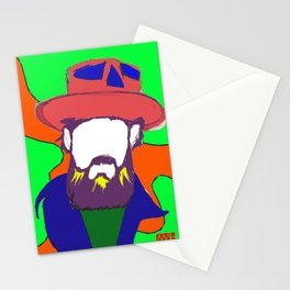 Nathaniel Rateliff Stationery Cards