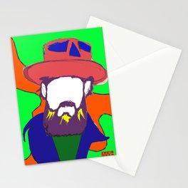 Nathaniel Rateliff Stationery Cards