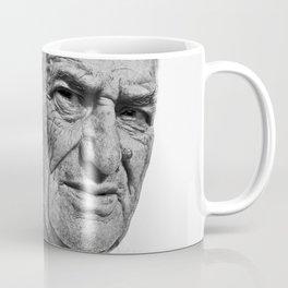 Architect double exposure Coffee Mug