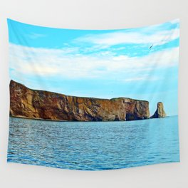 Le Rocher Perce Wall Tapestry