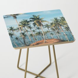 Palm trees 4 Side Table
