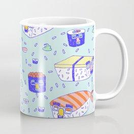 Incognito Sushi Coffee Mug
