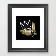 Golden Boy Framed Art Print