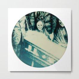 Calling All Skeletons No.2 Metal Print