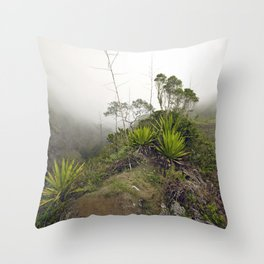 Mafate Throw Pillow
