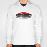 ford Hoodies featuring Ford Meteor by AA++