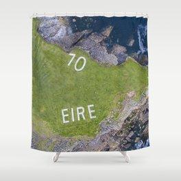 70 Eire Shower Curtain