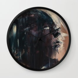 Deeper Knowing Wall Clock
