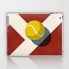 BALLS / Tennis (Clay Court) Laptop & iPad Skin
