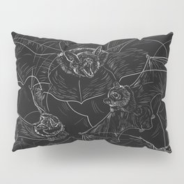 Bat Attack Pillow Sham