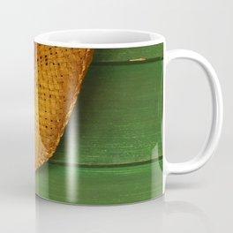 Straw Hat Coffee Mug
