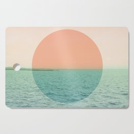 Because the ocean Cutting Board