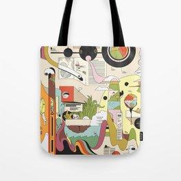The Cozy Adventure Tote Bag