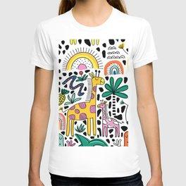 Safari Animals T-shirt