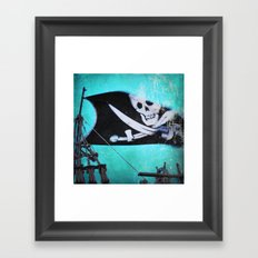 Arrgghhh Framed Art Print