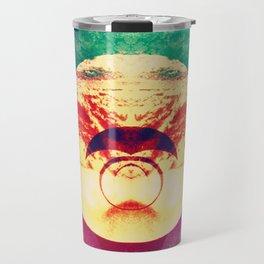 Overexposed Travel Mug