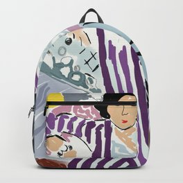 Keep calm and love Matisse Backpack