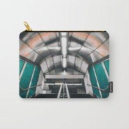Montreal Subway   Métro de Montréal Carry-All Pouch