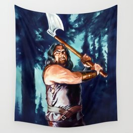 Charmed Huntsman Wall Tapestry