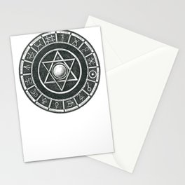 Alchemist's Seal Stationery Cards