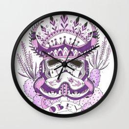 Obey Wall Clock