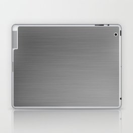 Smooth Sheet Metal Dull Ombre Texture Graphic Design Laptop & iPad Skin