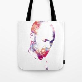 Downie Watercolour Portrait Tote Bag
