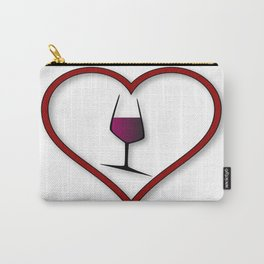Love Wine Carry-All Pouch