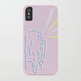 Iscream! iPhone Case