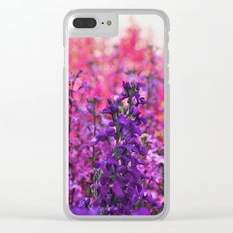 Scented Clear iPhone Case