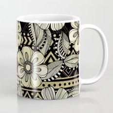 Floral Ink Mug