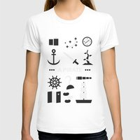 ouat T-shirts featuring OUAT - A Pirate by Redel Bautista