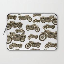 Motorcycles Laptop Sleeve