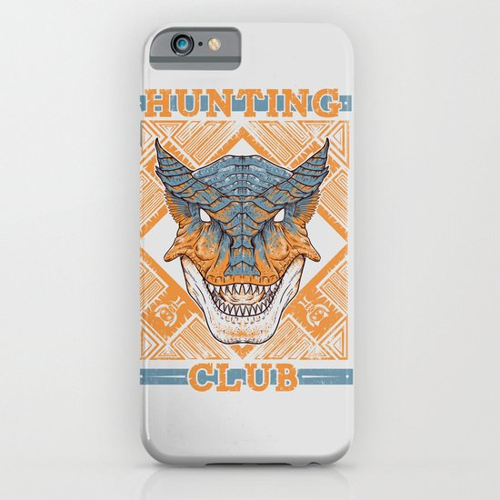Hunting Club: Tigrex iPhone & iPod Case