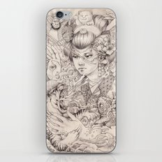 Irezumi iPhone & iPod Skin