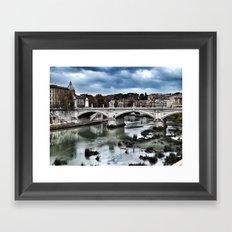 Roma II Framed Art Print