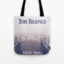 Tom Barnes These Shoes Tote Bag