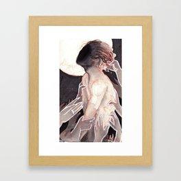Inktober2: Coveted Framed Art Print