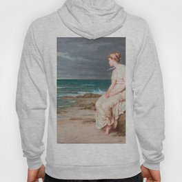 Miranda, John William Waterhouse Hoody